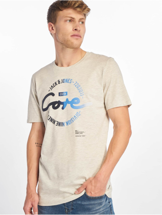 Jack & Jones t-shirt jcoMick wit