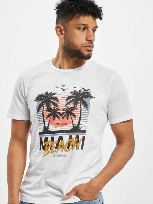 Jack & Jones t-shirt jorAbre wit