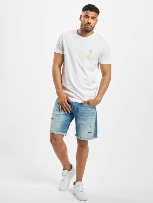 Jack & Jones t-shirt jorSign wit