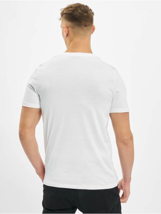 Jack & Jones t-shirt jcoSplatter wit