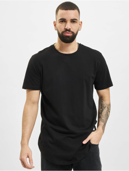 Jack & Jones t-shirt Jjenoa Crew Neck 3-Pack wit