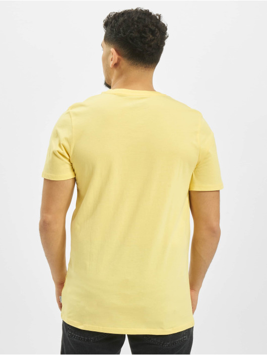 Jack & Jones T-Shirt jjePocket O-Neck Noos yellow