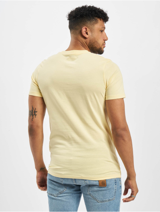 Jack & Jones T-Shirt jorDylant yellow