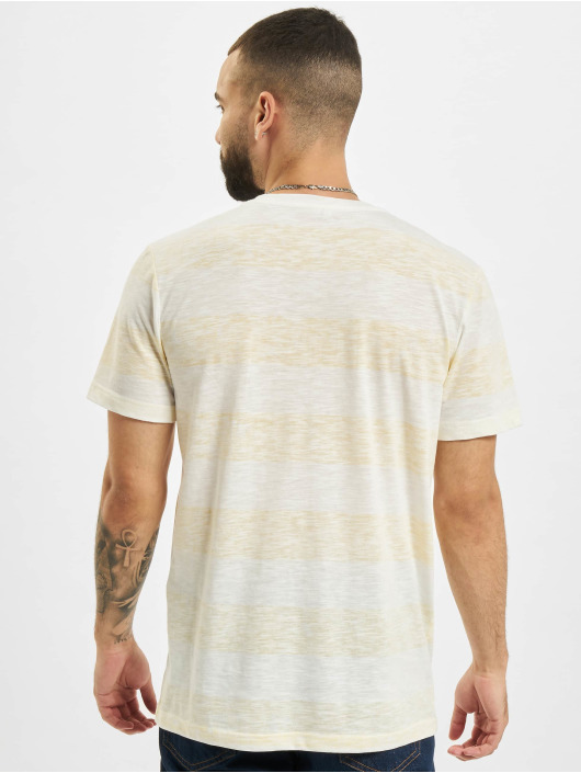 Jack & Jones T-Shirt jjResort yellow
