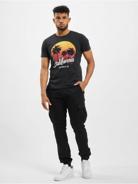 Jack & Jones t-shirt jorKallo zwart