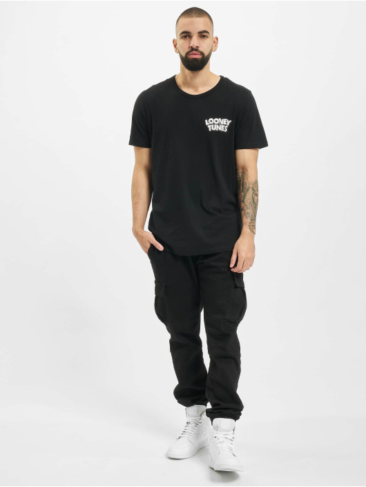 Jack & Jones t-shirt jcoLooney zwart