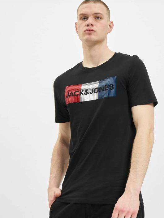 Jack & Jones t-shirt jjeCorp Logo Noos zwart