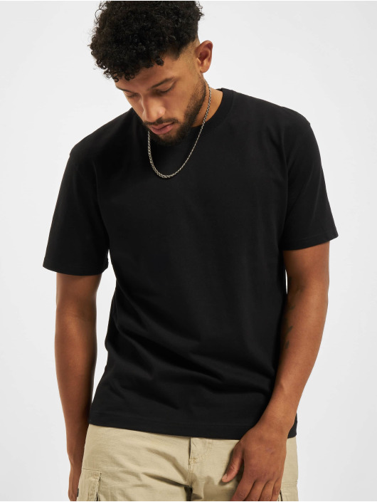 Jack & Jones t-shirt Jjerelaxed zwart