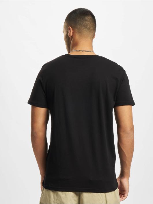 Jack & Jones t-shirt Jjsoldier zwart