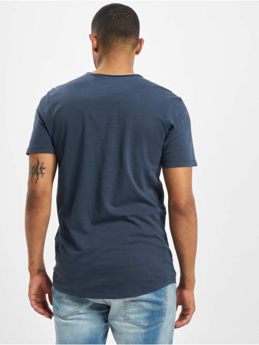 Jack & Jones T-shirts jeAsher Noos blå