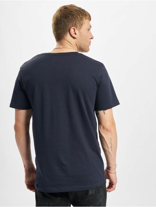 Jack & Jones T-shirts Jjgavin blå