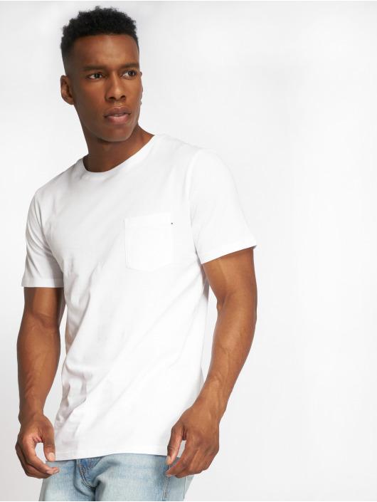Jack & Jones T-shirts jjePocket hvid