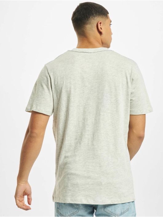 Jack & Jones T-shirts jj30Jones Slub hvid