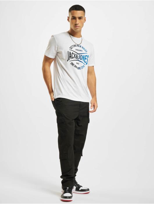 Jack & Jones T-shirts JjNick hvid