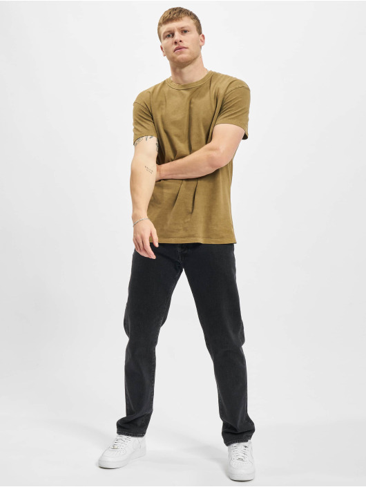 Jack & Jones T-shirts Jprblarhett khaki