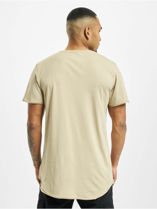 Jack & Jones T-Shirty jorZack bezowy