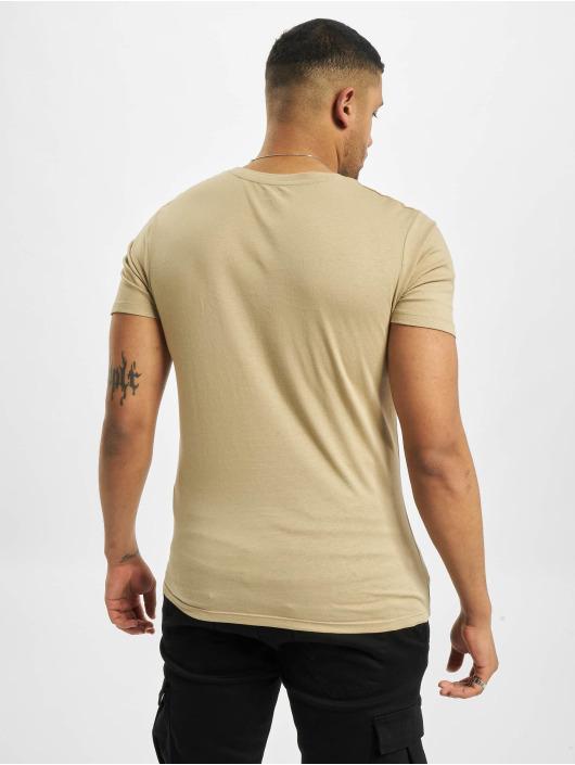 Jack & Jones T-Shirty jorBossa bezowy