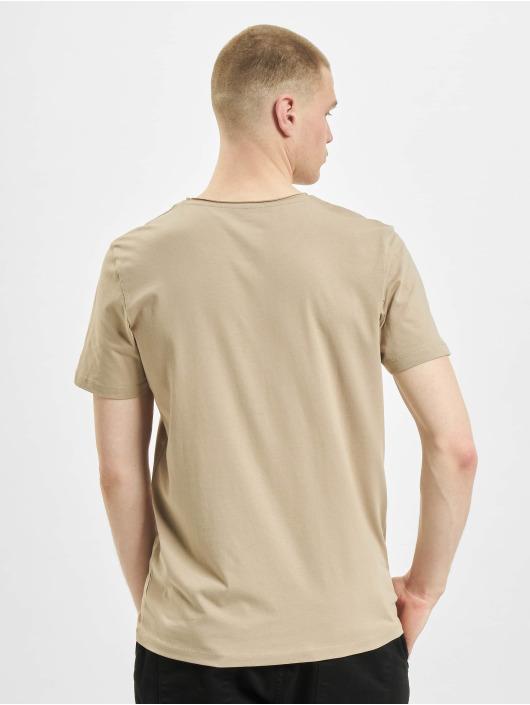 Jack & Jones T-Shirty jorNobody bezowy