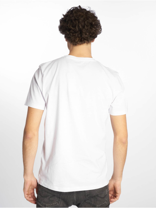 Jack & Jones T-Shirty Jorfaster Crew Neck Jan 19 bialy