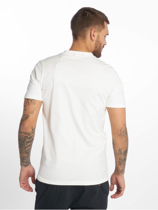 Jack & Jones T-Shirty jorMessenger bialy