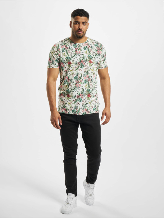 Jack & Jones T-Shirty jprLee bialy