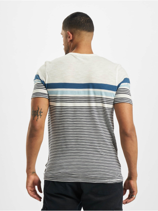 Jack & Jones T-Shirty jcoBlue bialy