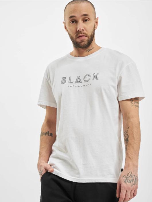Jack & Jones T-Shirty jprBlaclean bialy