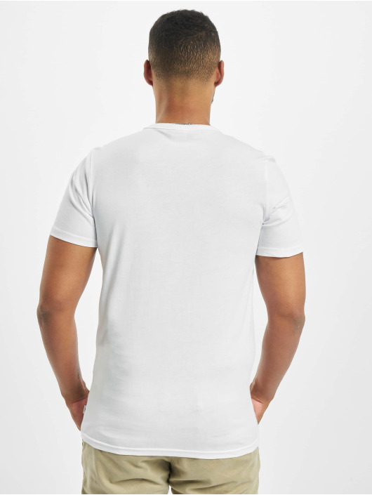 Jack & Jones T-Shirty jcoSignal bialy