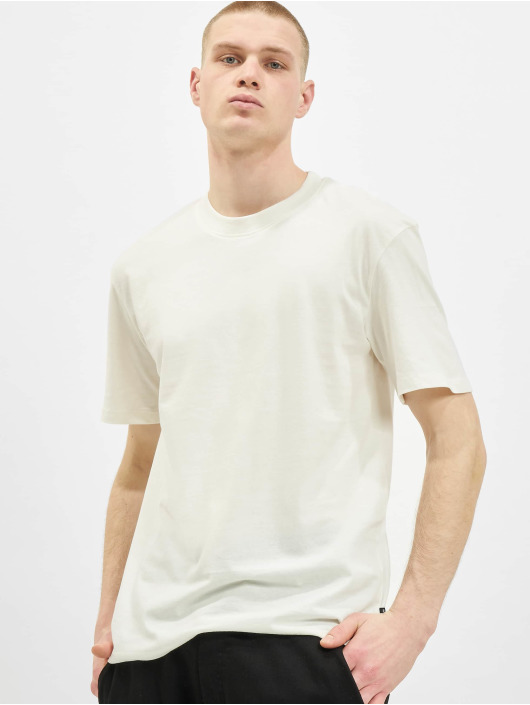 Jack & Jones T-Shirty jprBlapeach bialy
