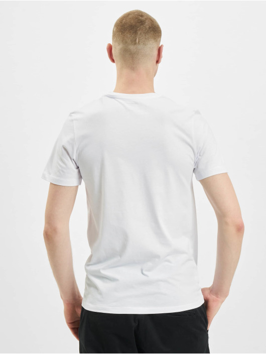 Jack & Jones T-Shirty jjeCorp Logo Noos bialy