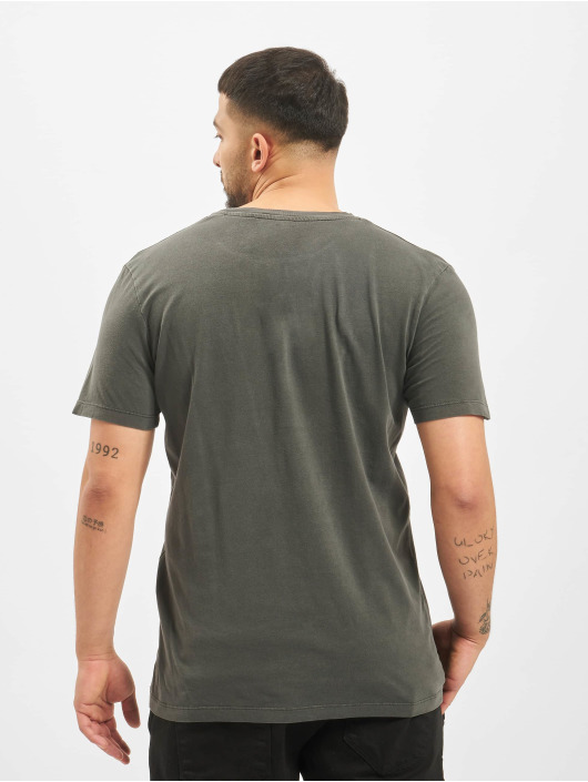 Jack & Jones T-Shirty jprDye czarny