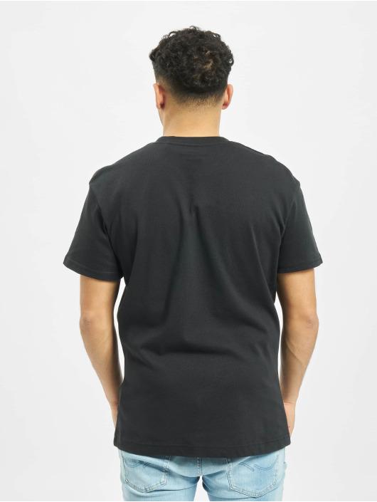 Jack & Jones T-Shirty Jjeliam czarny