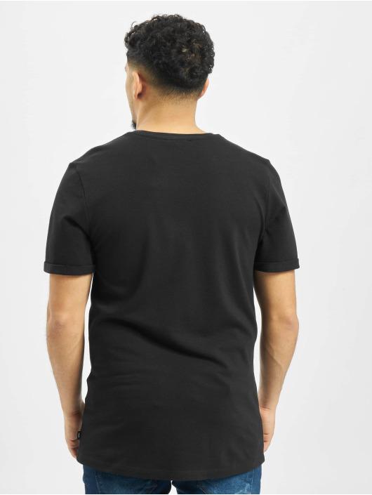 Jack & Jones T-Shirty jprBlahardy czarny