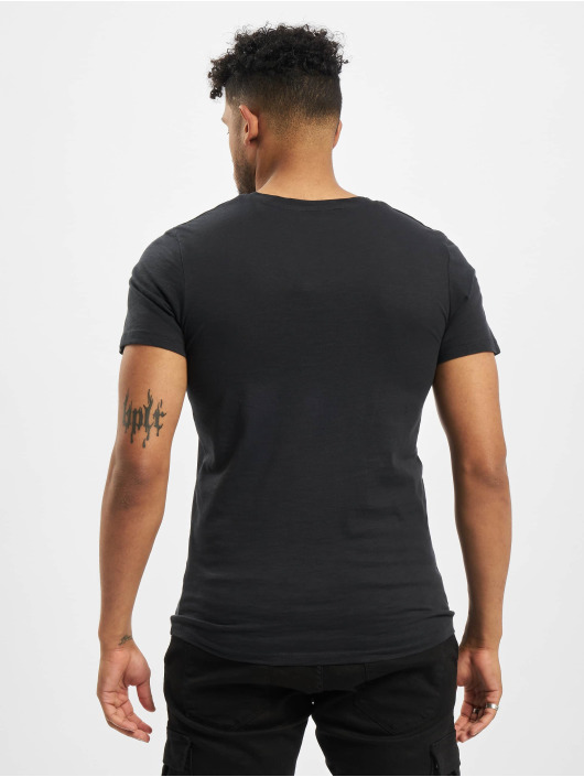 Jack & Jones T-Shirty jorKallo czarny