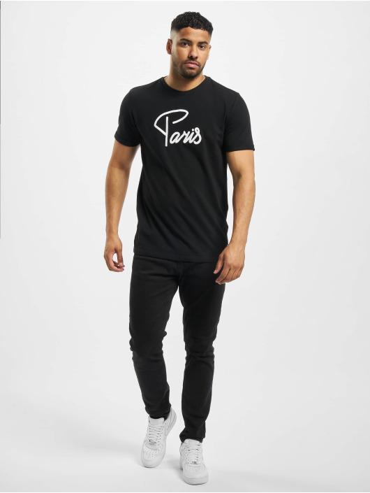 Jack & Jones T-Shirty jprHardy czarny