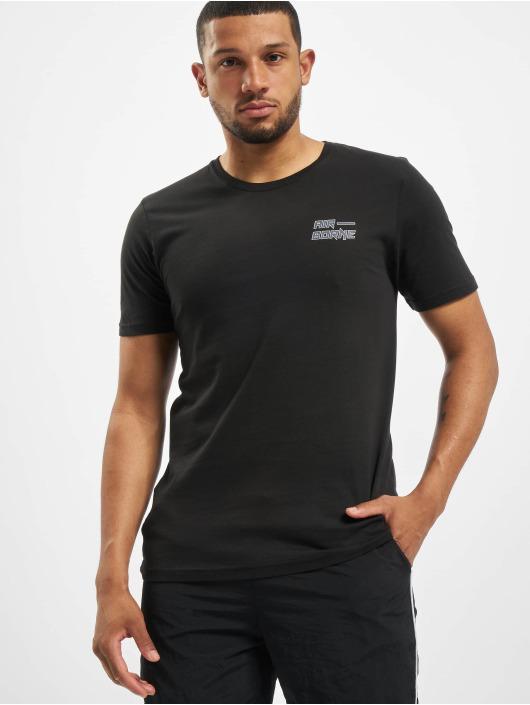 Jack & Jones T-Shirty jcoClean czarny