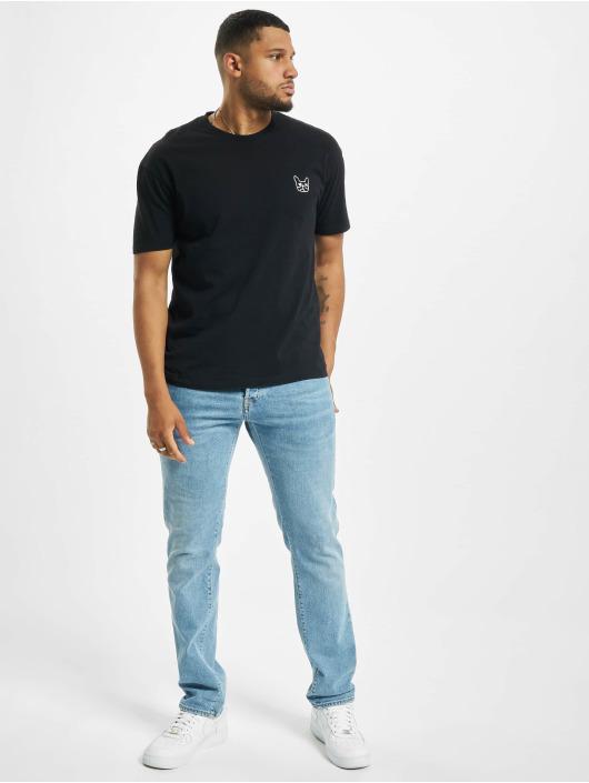 Jack & Jones T-Shirty jjAarhus czarny