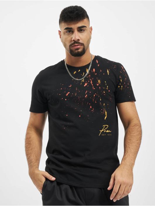 Jack & Jones T-Shirty jprBlaloudest czarny