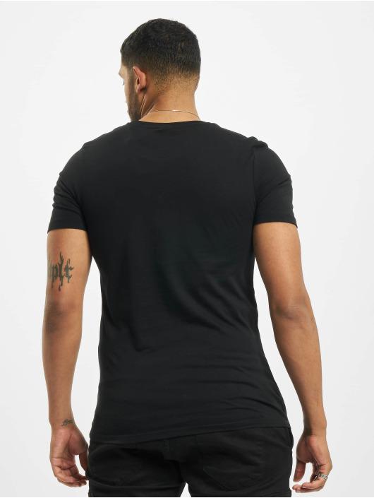 Jack & Jones T-Shirty jcoJumbo czarny
