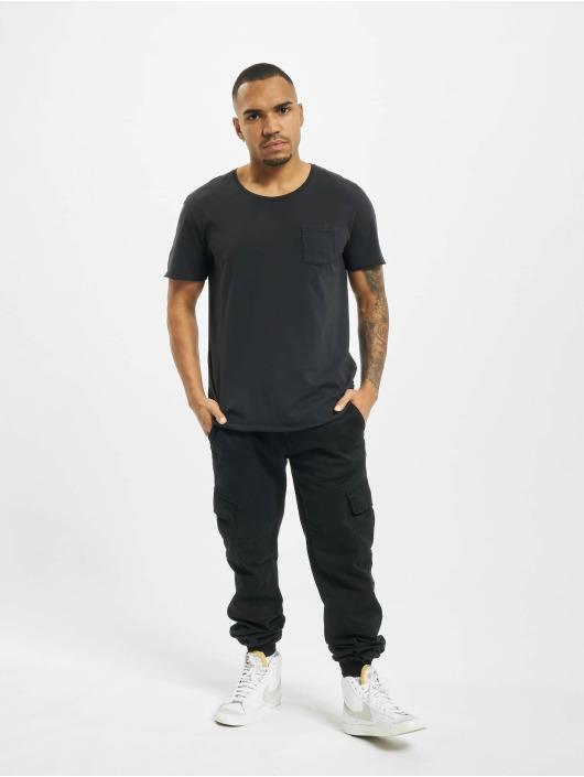 Jack & Jones T-Shirty jorZack czarny