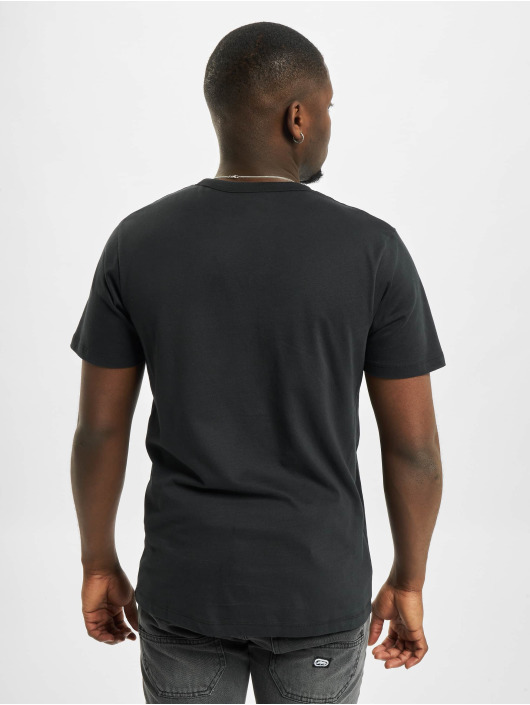 Jack & Jones T-Shirty jprBlu Re-Runner czarny