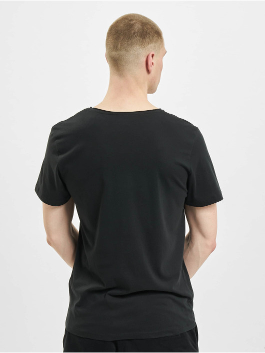 Jack & Jones T-Shirty jorNobody czarny