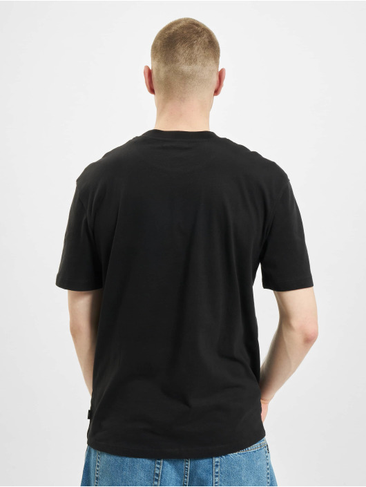 Jack & Jones T-Shirty jprBlapeach czarny