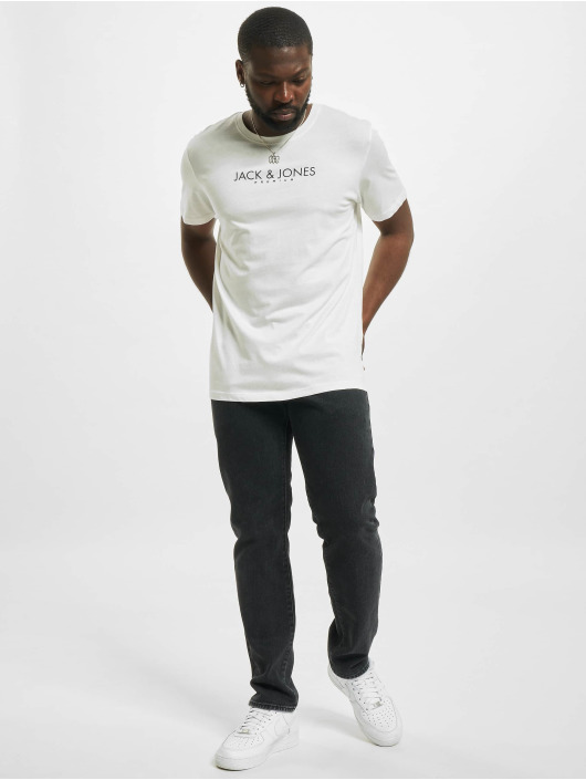 Jack & Jones T-Shirty jprBlagabriel 2-Pack Multipack czarny