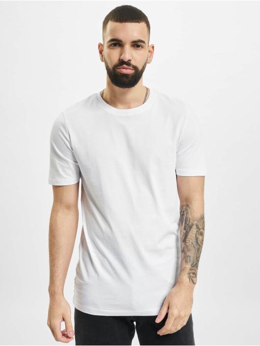 Jack & Jones T-Shirty Jjeorganic Basic O-Neck 3-Pack czarny