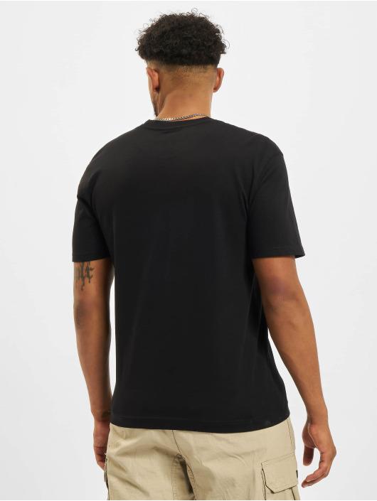 Jack & Jones T-Shirty Jjerelaxed czarny