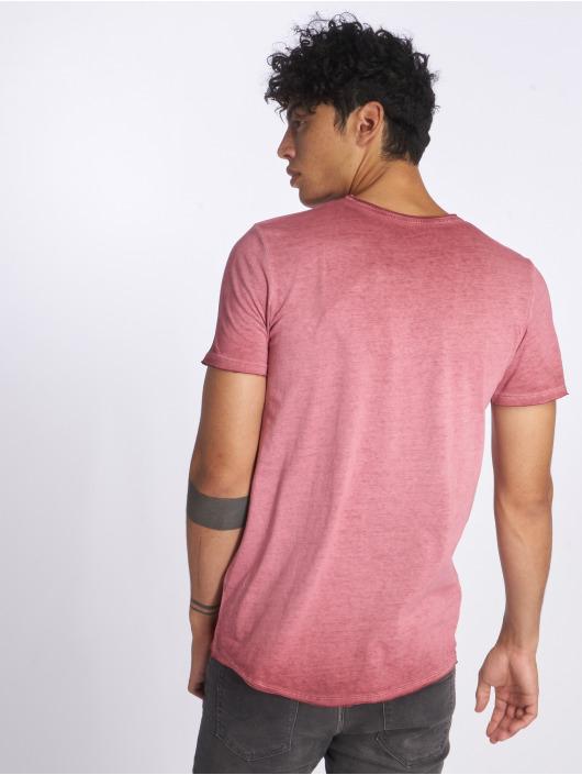 Jack & Jones T-Shirty jorJack czerwony