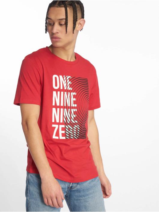 Jack & Jones T-Shirty jcoBooster czerwony
