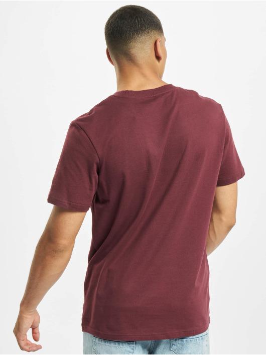 Jack & Jones T-Shirty jcoCool czerwony