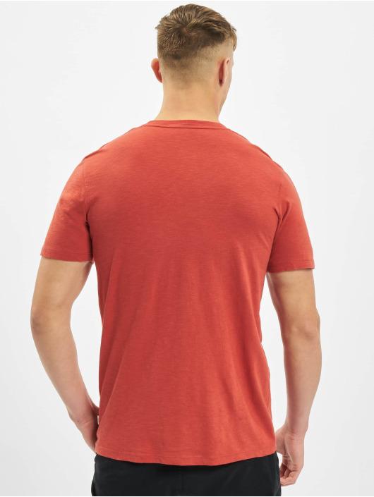 Jack & Jones T-Shirty jprBlubryan czerwony